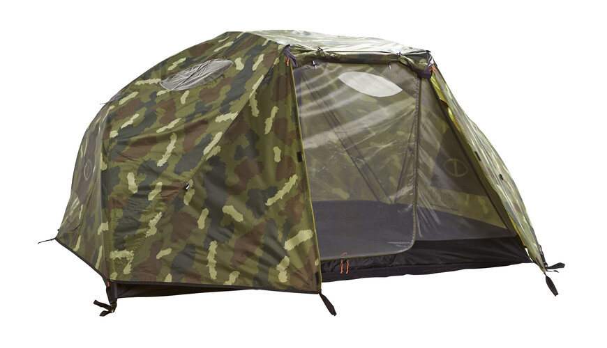POLER The Two Man tent groen